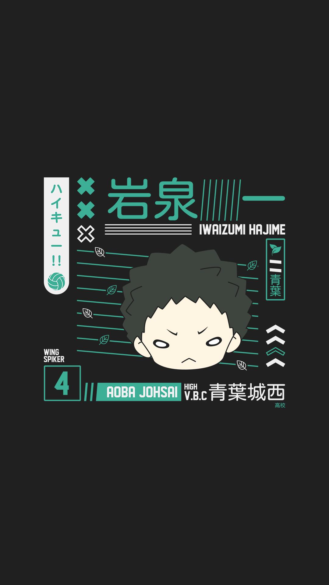 Haikyuu Merchandise - Volume 1