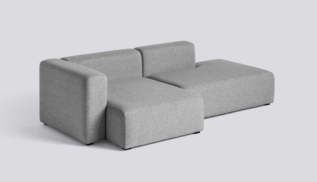 Mags Sectional Chaise By Hay Denmark Hay Design 5 Seater Sofa Sofa