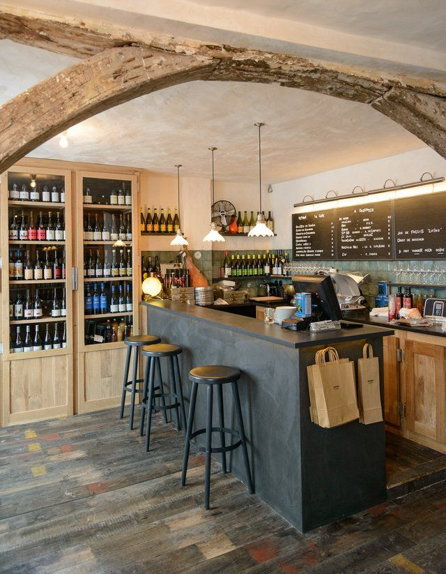 The Best Wine Bars In Paris With Images Wine Bar Bar Cool Bars