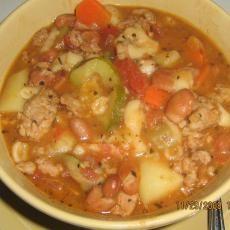 Italian Fagioli Bean Soup Recipes | Yummly