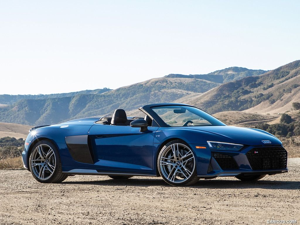 2020 Audi R8 Coupe And Spyder Us Spec Wallpaper In 2021 Audi R8 Spyder Audi Audi R8