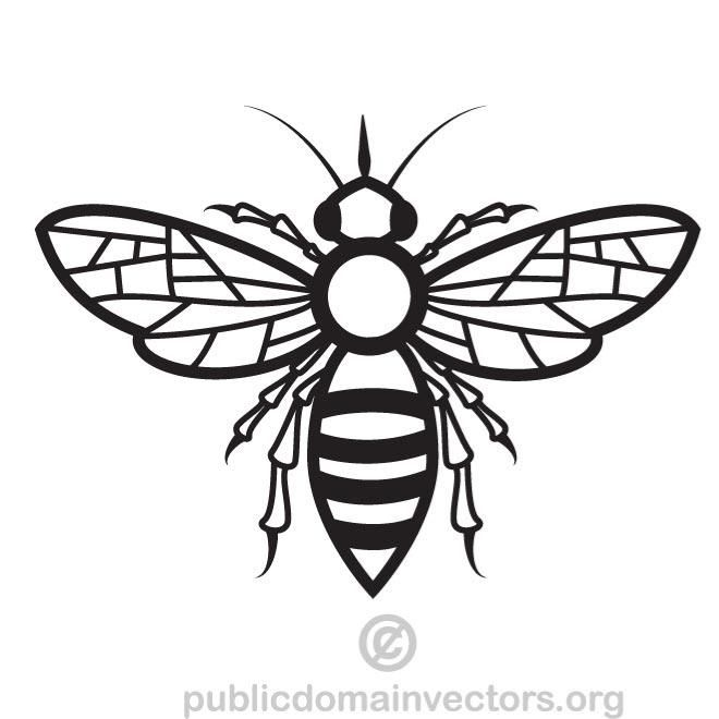 bee vector drawing eps vector graphics 365psd com tattoos