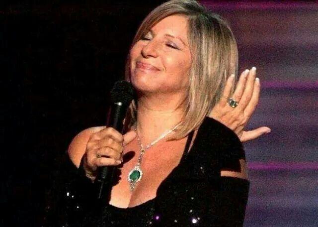 I just LOVE Barbra Streisand