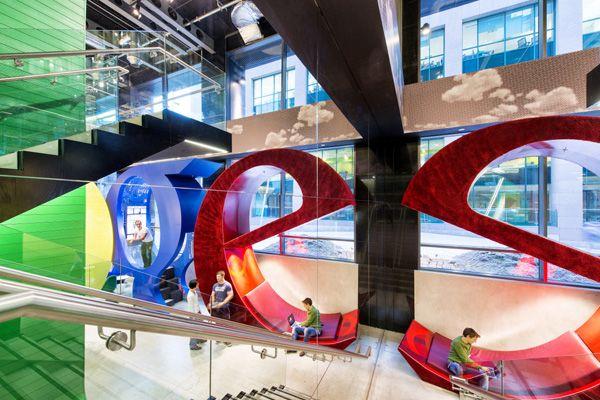 google office around the world. Google Offices Around The World [Photos] Office N