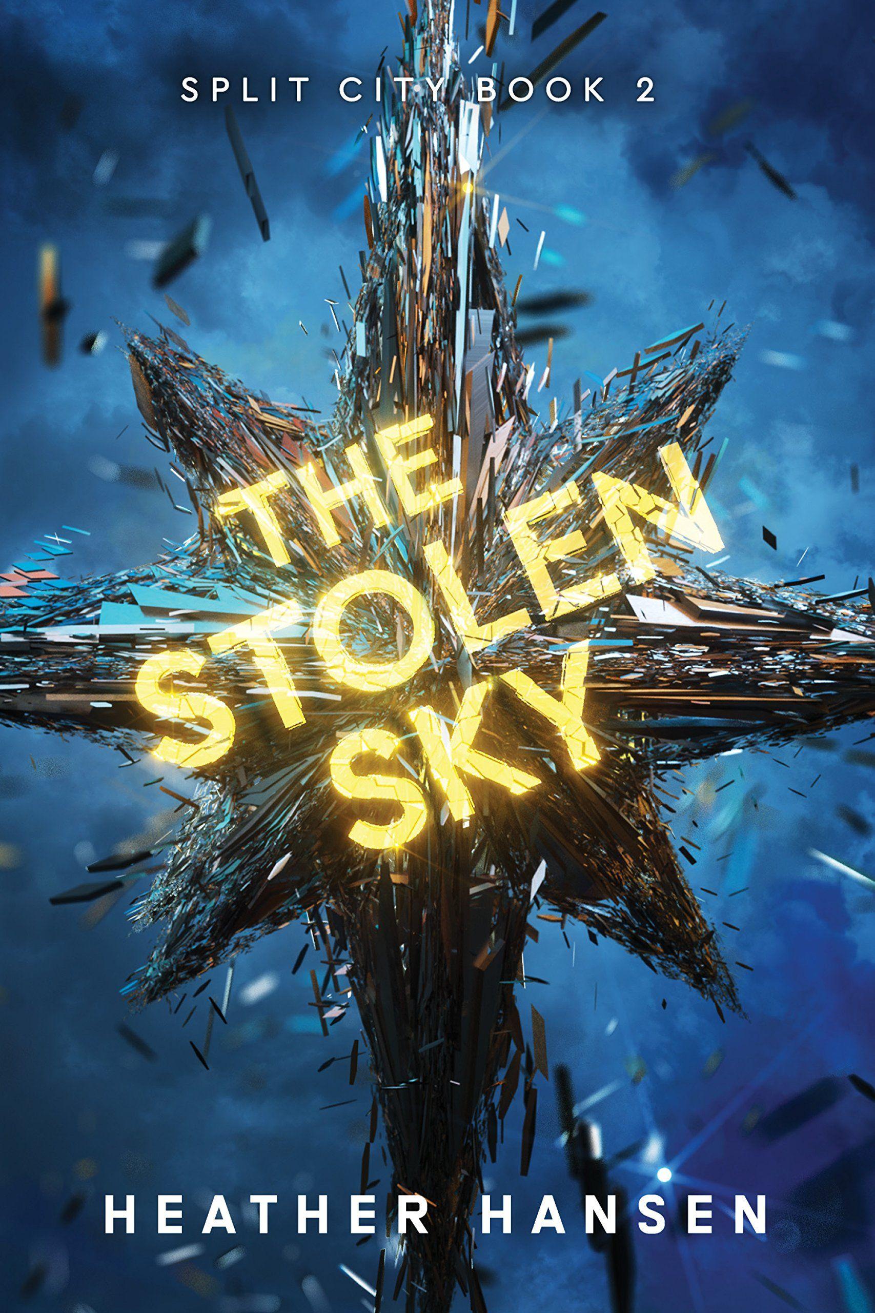 Heather Hansen - The Stolen Sky