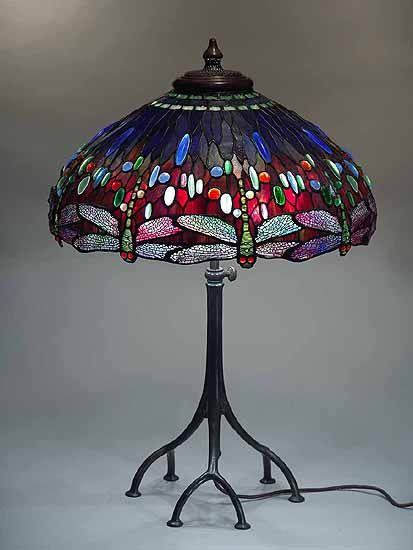 Stained Glass Lamp Shades Ideas