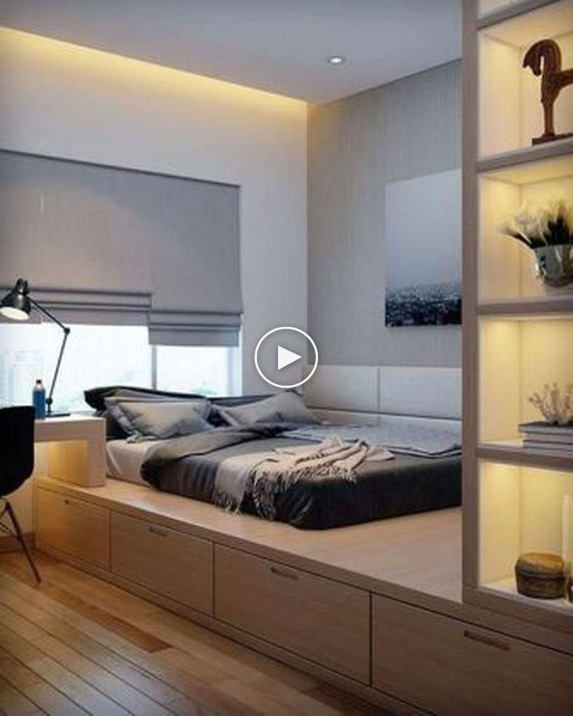 Apartments Near Me El Paso Tx: 47 Minimalist Storage Ideas For Your Small Bedroom