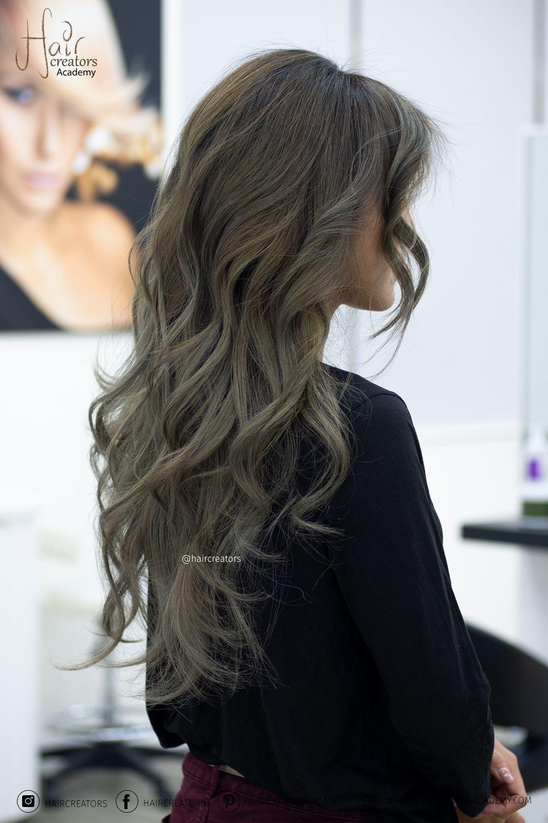 Matte Ash Gray Hair Color   Matte