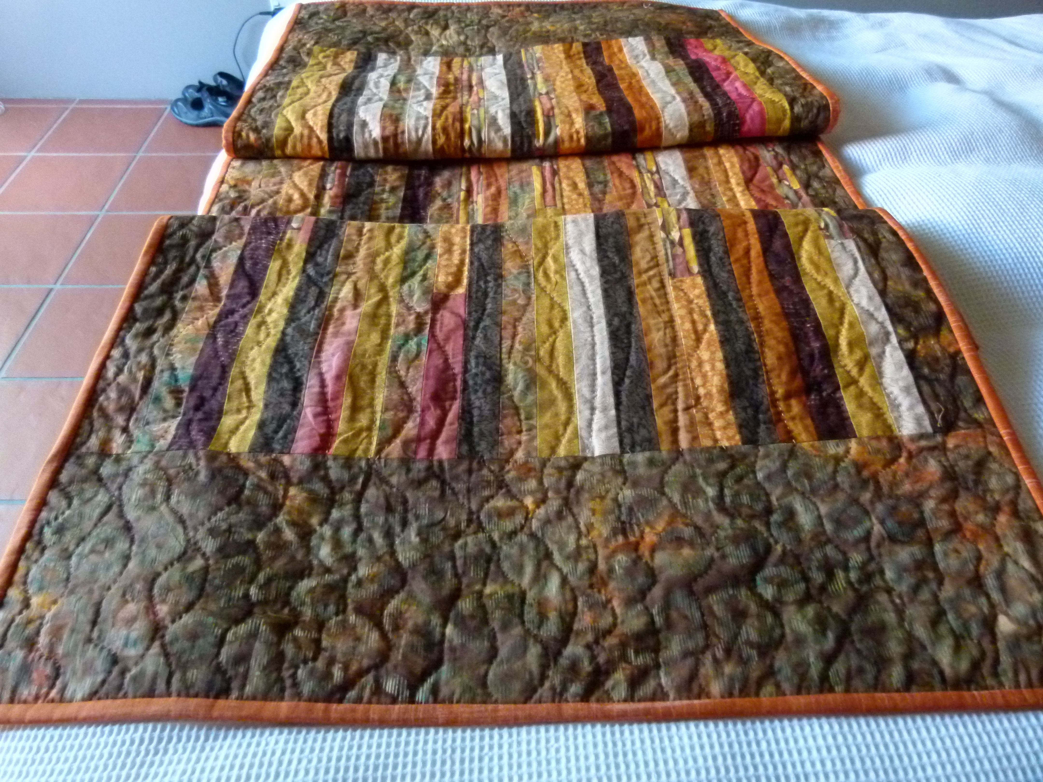 My first ever quilt my own quilts pinterest