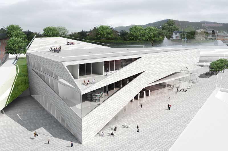 Theatre Architecture - Arts Buildings - e-