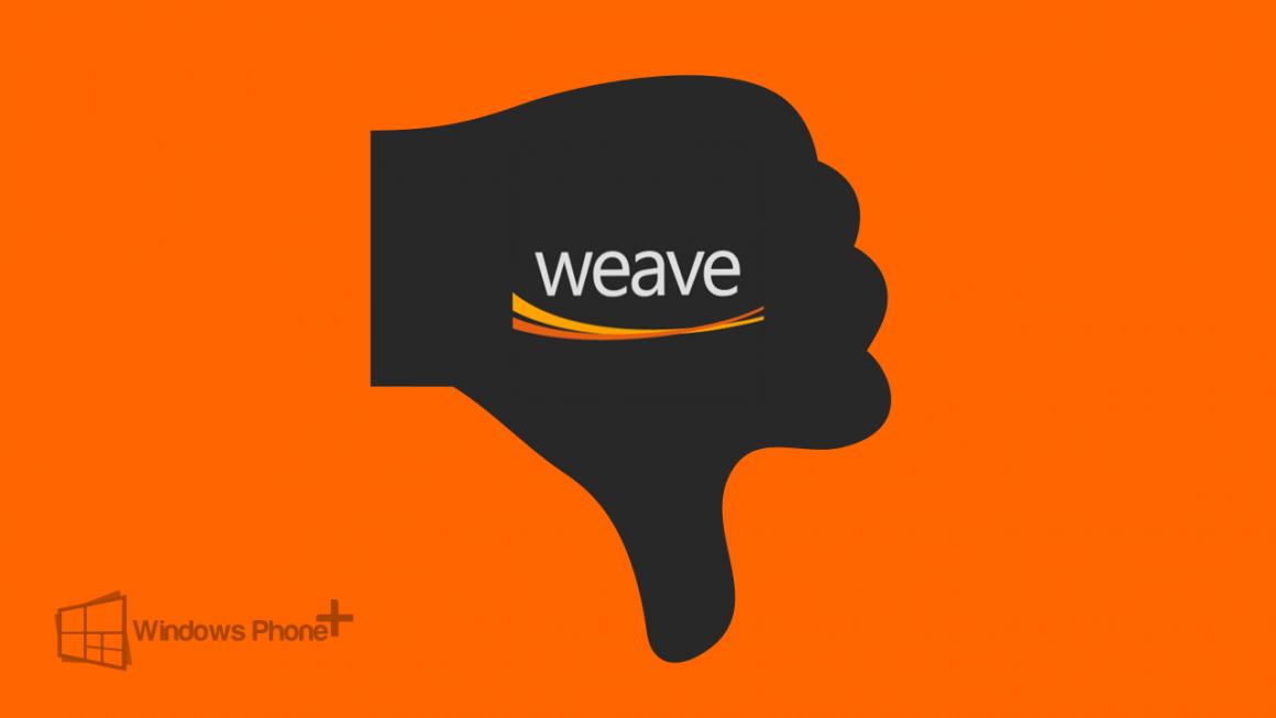 Leitor de #RSS #Weave será encerrado na próxima semana