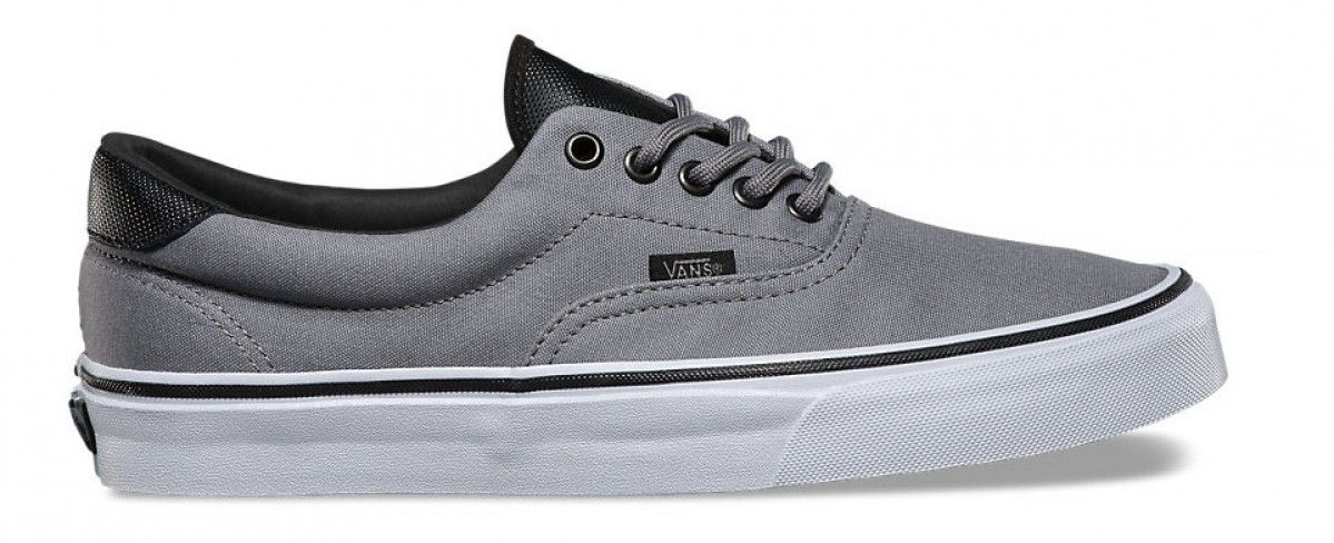 2a47135e6f Vans Era 59 (Canvas Military)Frost Gray White