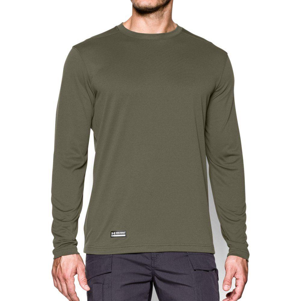 8b85a1b6 Under Armour Men's Tactical UA Tech Long Sleeve T-Shirt in 2019 ...