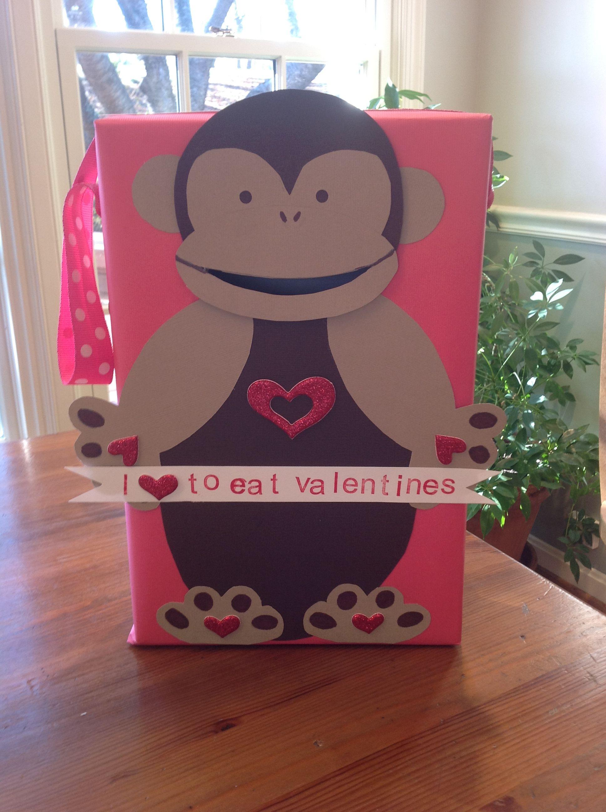 Brookes 4th grade valentines mailbox valentine mailbox