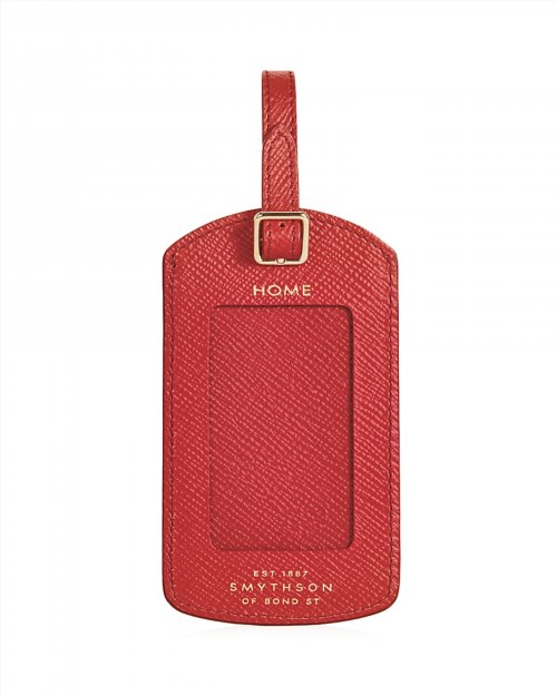 115.00$  Buy now - http://vidzo.justgood.pw/vig/item.php?t=9v6mi750387 - Smythson Luggage Label