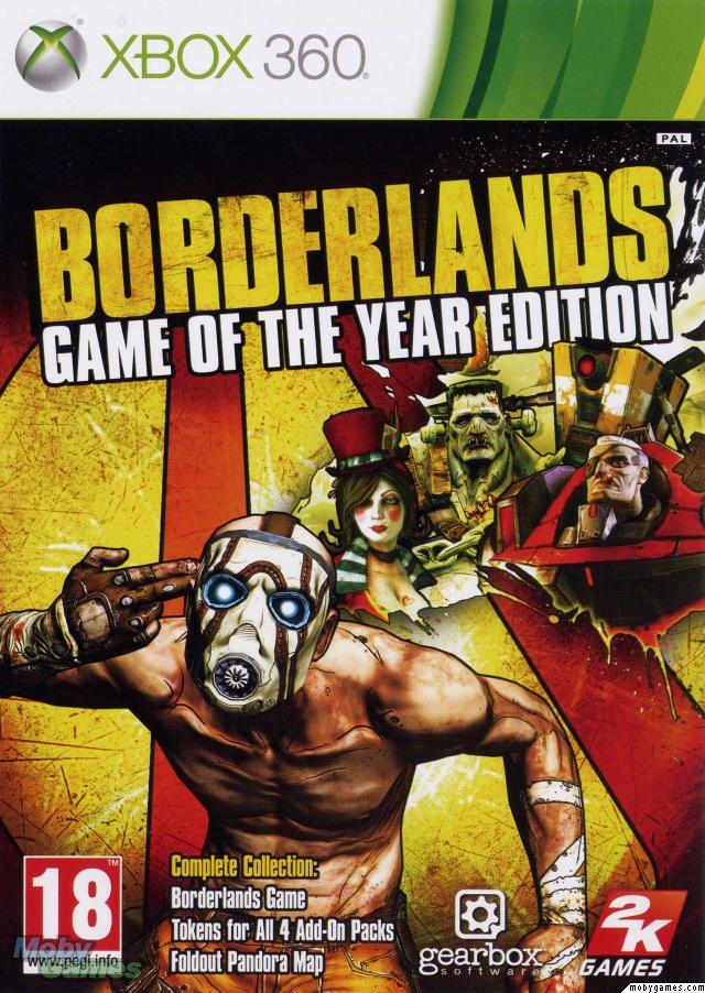 Borderlands GOTY Edition Borderlands, Pc games download