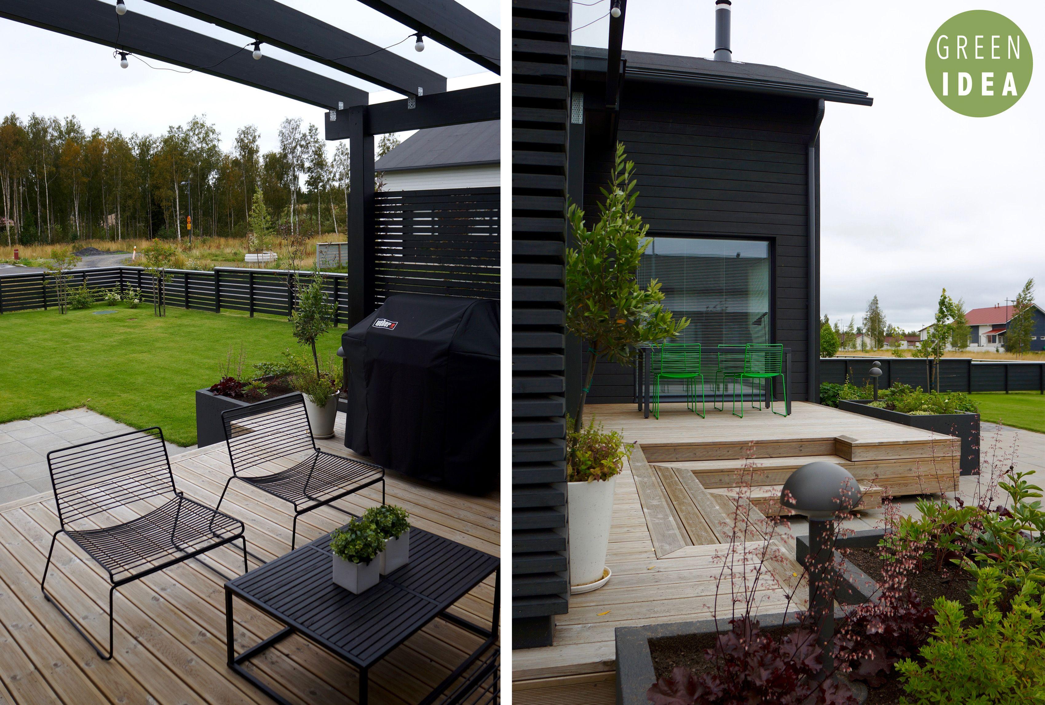 Sohvapöytä  Pihasuunnittelu | GREEN IDEA | Oulu, Helsinki, Rovaniemi, Turku, Tampere, Kuopio