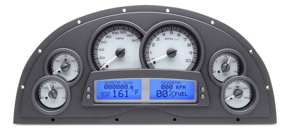 Pin On Dakota Digital Vhx Gauge Instrument Systems