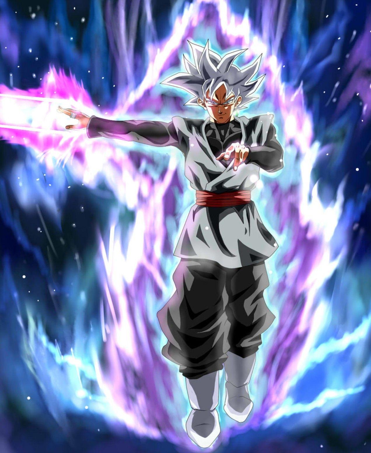 Goku Black Ultra Instinct, Dragon Ball Super