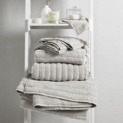 Hydrocotton Pearl Grey Towels The White Company Www Weddingshop