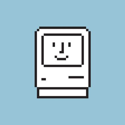 Classic Apple Mac Finder Icon Logo Art Print by The Retro