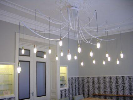 Moderne kroonluchters modern design ideeën lampen
