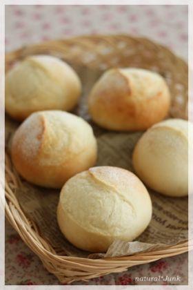 ふわもち ホエーでシュガートップパン レシピ レシピ 食べ物のアイデア ホエー