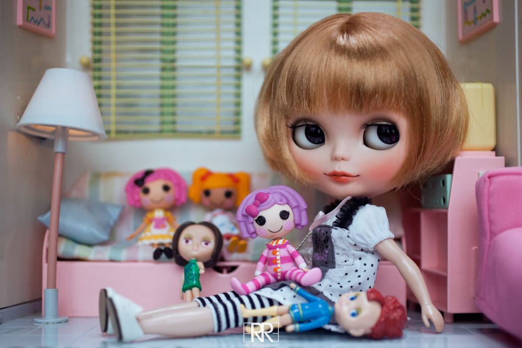 Erregiro OOAK Custom Blythe Doll MAIA by erregiro on Etsy, $617.00