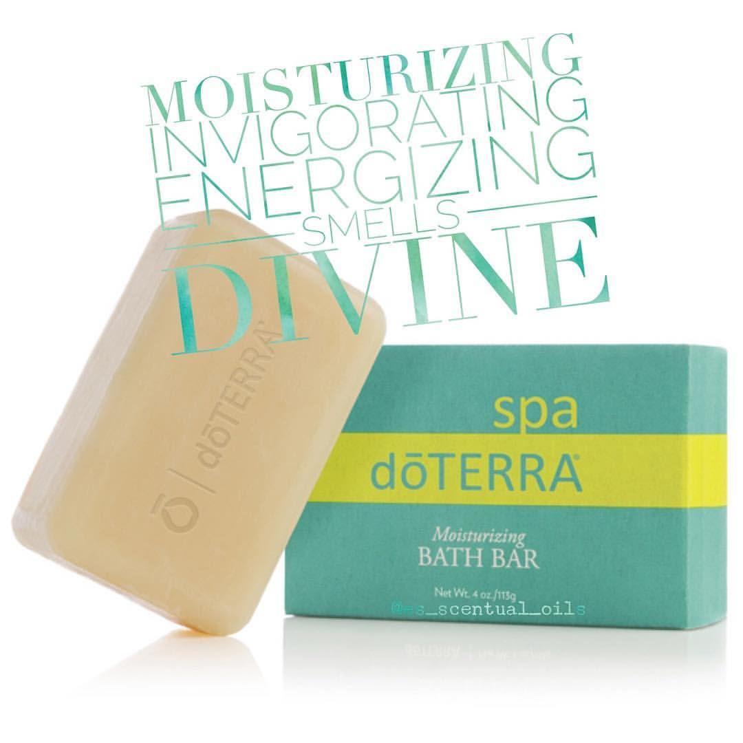dōTERRA Spa Moisturizing Body Bar  Moisturizing