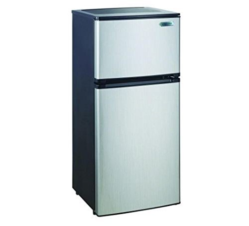 Magic Mountain Water Products Presents The Magic Chef 4 3 Cu Ft Two Door Mini Refrigerator The Big Mini Thi Magic Chef Mini Appliances Glass Refrigerator