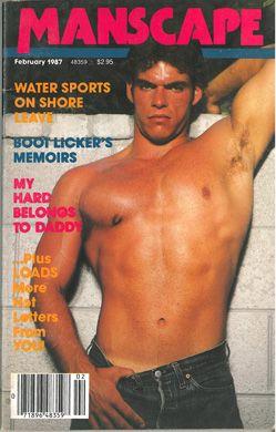 Gay Porn Magzines