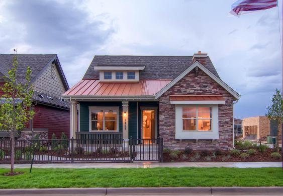 Attrayant Ranch Patio Homes | Stapleton Denver