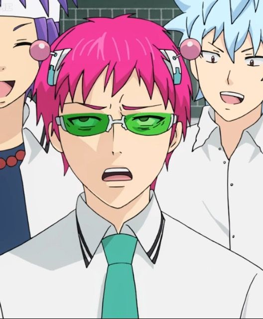 The Stars Sing Angry Anime Face Anime Guy Blue Hair Anime Guys With Glasses