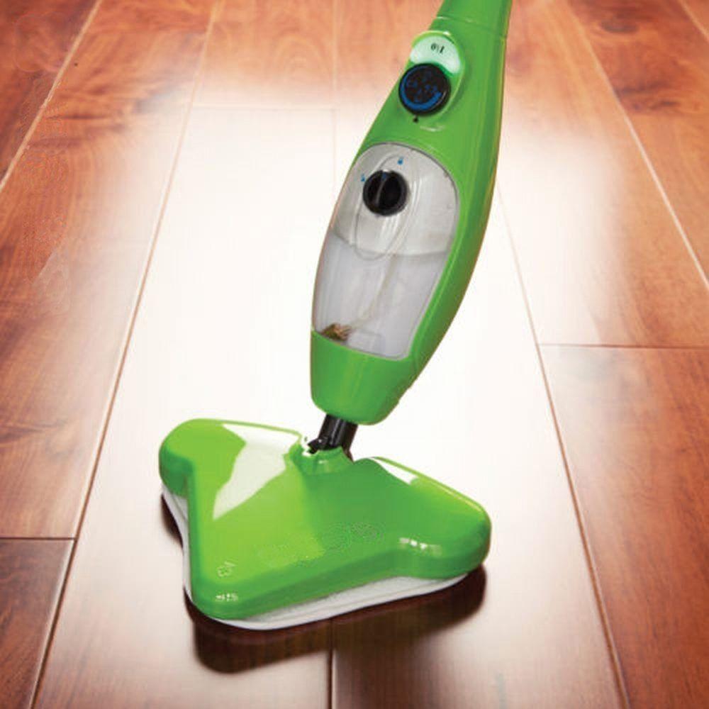5 In 1 Steam Mop Steamer Cleaner Floor Versatile Functions