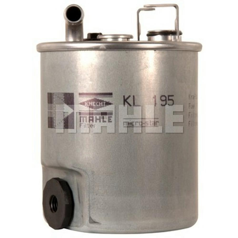 mahle original in-line fuel filter fits 2003 dodge sprinter 2500,sprinter  3500 dodge