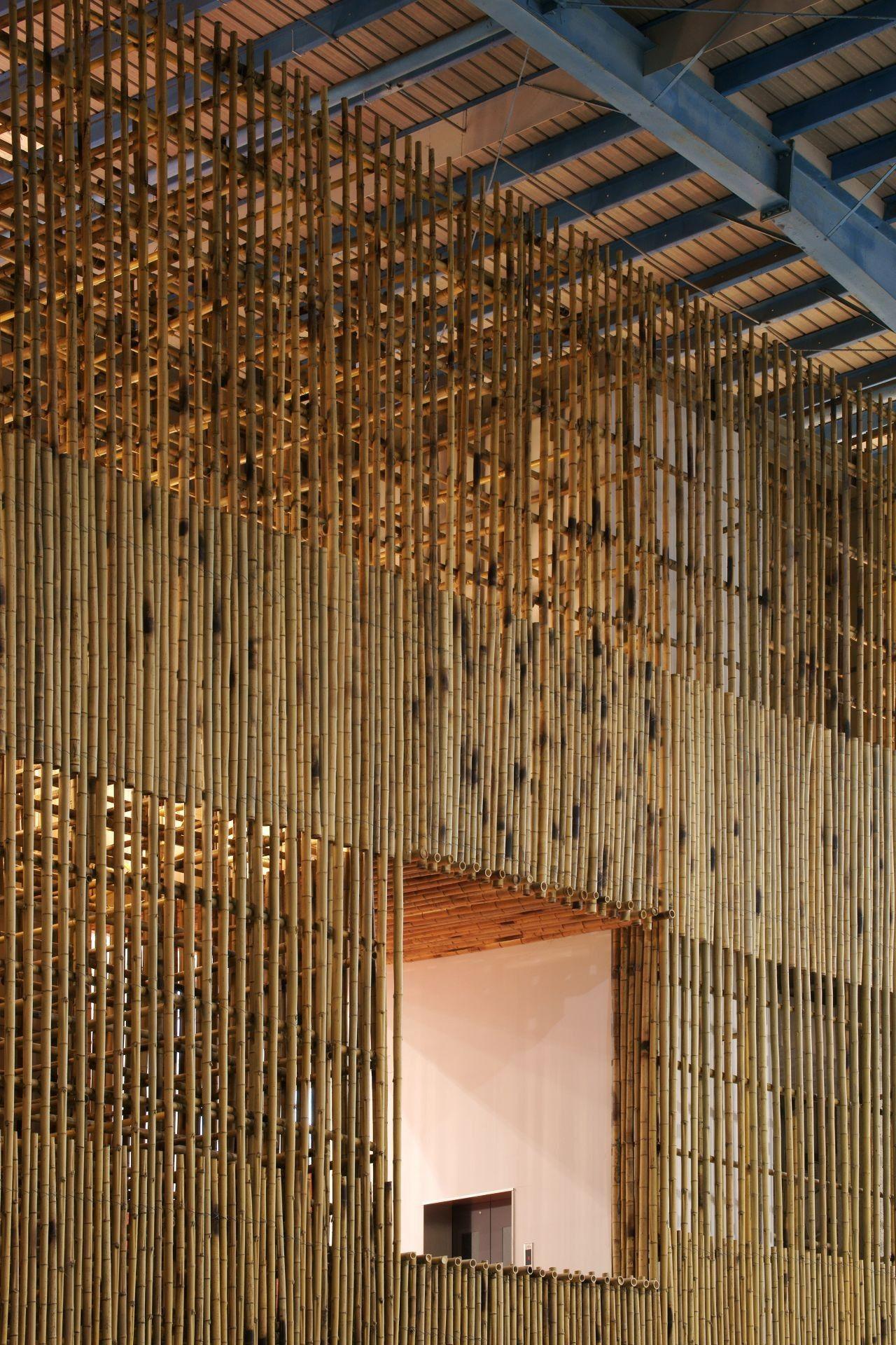 Sustainable Building Material Bamboo Inspiration Modlar Com