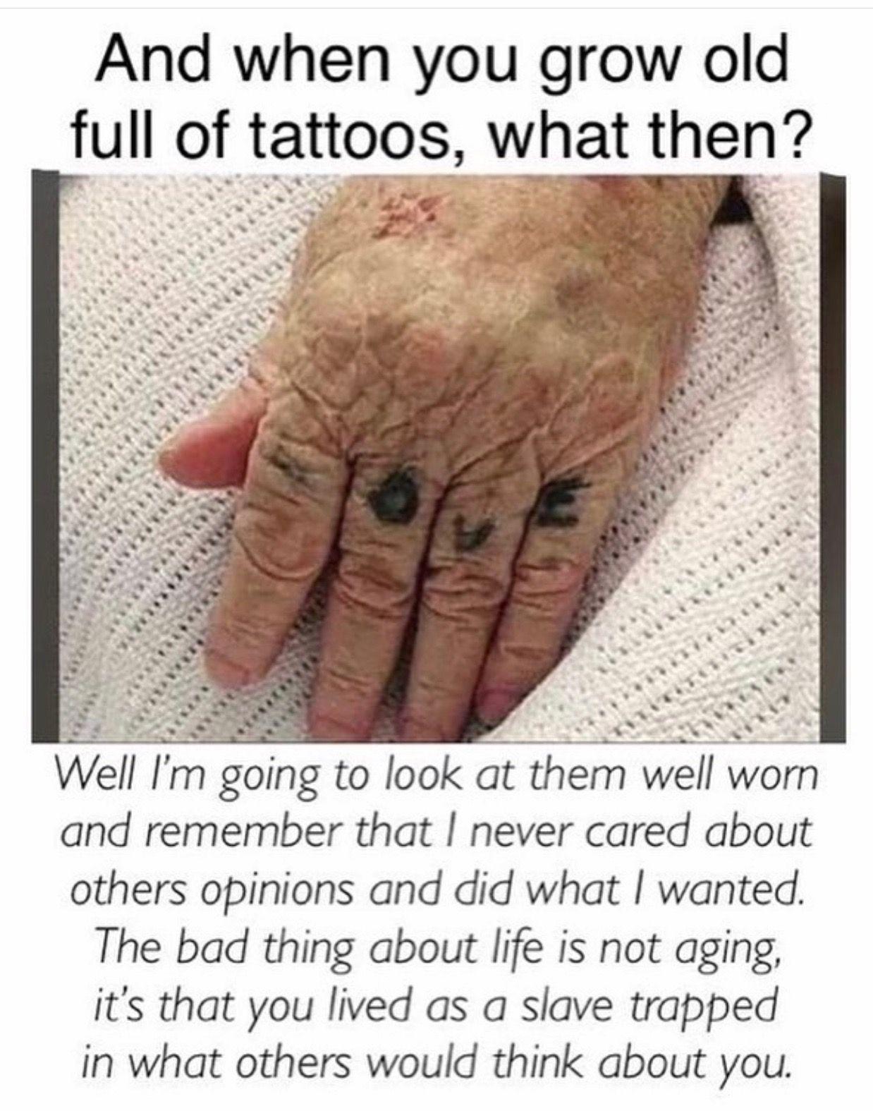 Tattoo - Leben