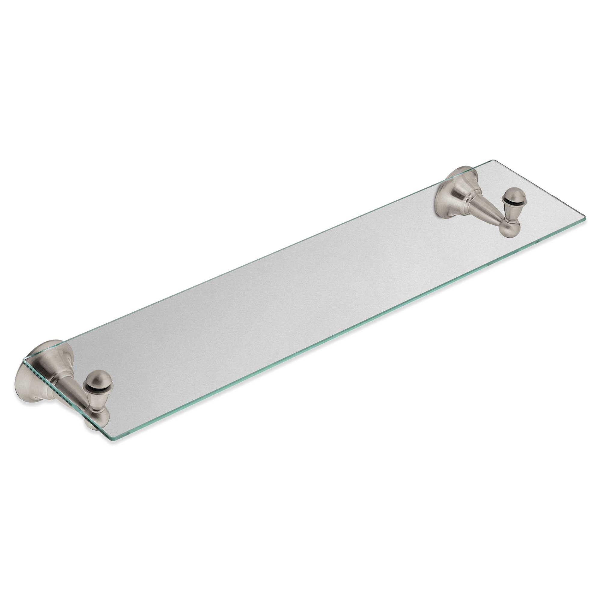 Moen Sage Glass Vanity Shelf   Products   Pinterest   Sage, Vanities ...