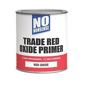 No Nonsense Oxide Primer Red 750ml Primer Nonsense Paint Primer