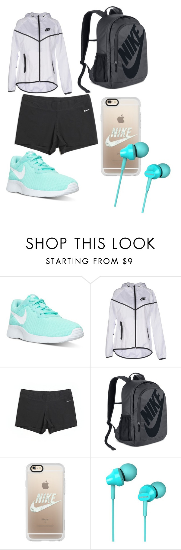 """""""Nike"""" by quinette-71 on Polyvore featuring NIKE and Casetify"""