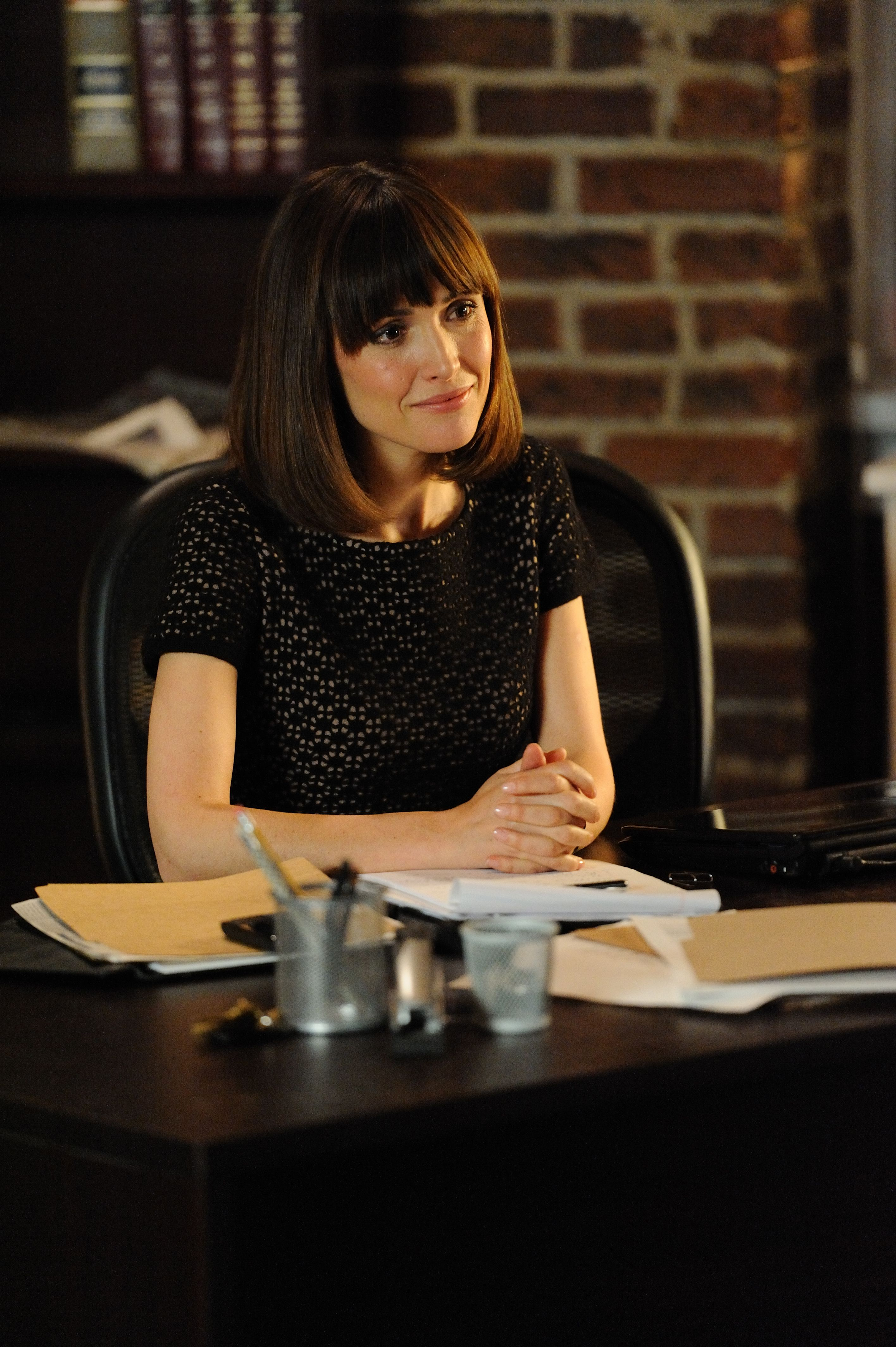 """Rose Byrne (as Ellen Parsons) in """"Damages"""" (TV Series)"""