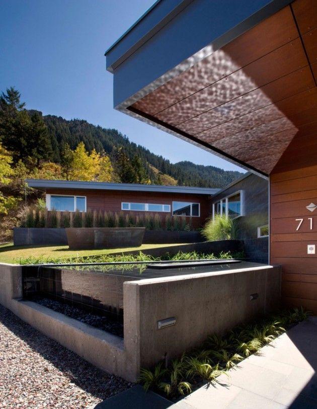 Amazing Dream Home: Edge House by Studio B   Studio, House and ...