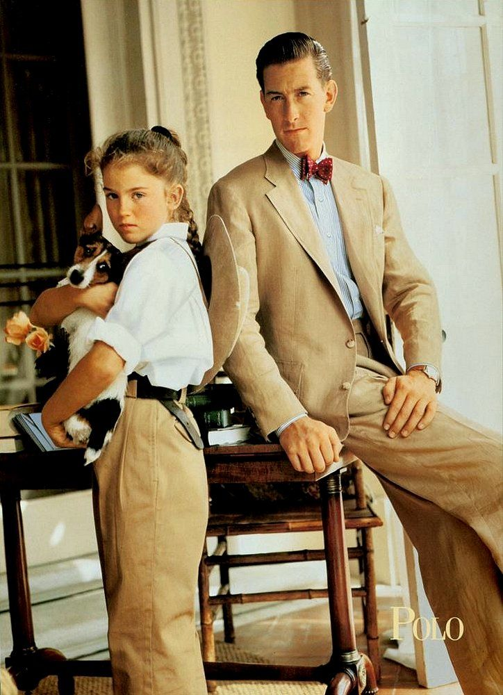 0618c7b33c49 Old Ralph Lauren Adverts - love these high waisted chinos | Vintage ...