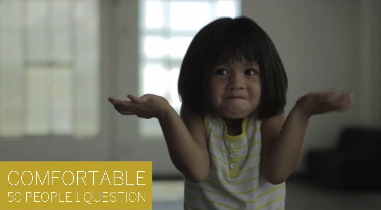 1 vraag: wat zou je willen veranderen aan je lichaam? --> kinderen en volwassenen antwoorden zo anders!