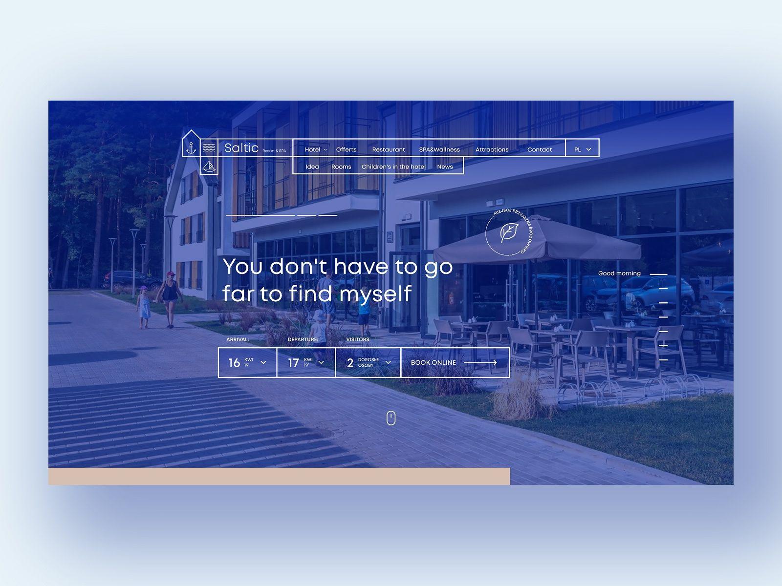 Homepage Saltic In 2020 Hire Designer Design Jobs Job Opening