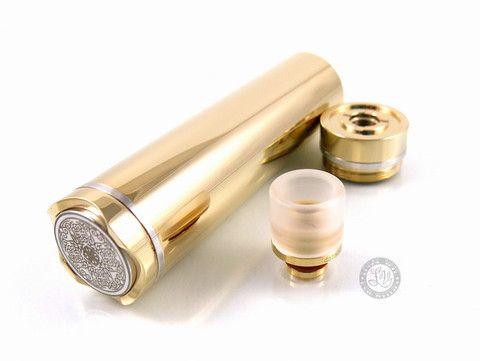 dotmod - Petri Gold Plated Copper – localvape | Vape Candy