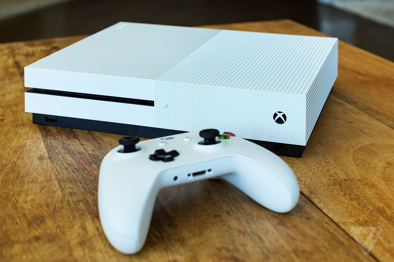 The Xbox One S with a disc drive costs $50 less than the