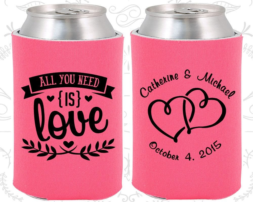 All you Need is Love, Wedding Items, Love Wedding Favors, Romantic ...