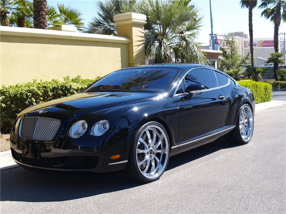 2005 Bentley Continental Gt 2 Door Coupe Barrett Jackson Auction Company Luxury Car Photos Bentley Continental Luxury Cars