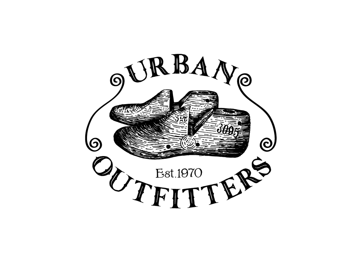 Urban Outfitters Rebrand On Behance Rebranding Urban Outfitters Urban
